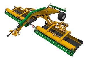 De nieuwe Ploeger cm2240 is gebaseerd op de zelfrijder waarvan er nu acht draaien in Europa.
