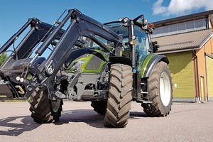 De nieuwe G-serie heeft als topmodel de 135 pk sterke G-135. Onderhuids zijn er veel gelijkenissen met de MF 5700-S serie.