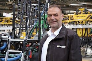 Jan Thijms (52), manager verkoop bij Dubex.