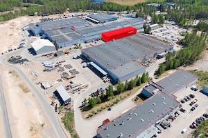 Agco investeert al jaren in modernisering van de vestiging in Suolahti. Daar komt komend jaar een state-of-the-art spuiterij van 1.500 vierkente meter bij.