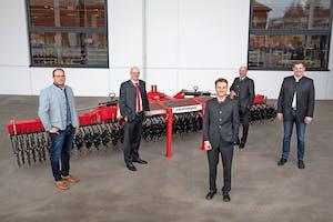 Oostenrijkse machinefabrikant Pöttinger neemt de eveneens Oostenrijkse fabrikant Cross Farm Solutions (CFS) over. Foto: Pöttinger
