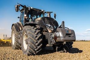De T5 kent acht modellen van 155 tot 235 pk nominaal. - Foto's: Valtra