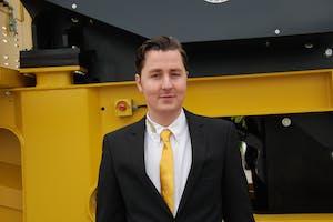 Peter Hogendoorn (32), mede-eigenaar Keestrack