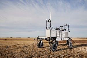 In 2020 nam Raven nog Dot Technology Corp over, wat bekend is van Dot Power Platform (een autonome werktuigdrager). Foto: Raven Industries