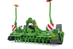 De KE02-rotorkopeg is met QuickLink snel samen te bouwen met diverse typen zaaimachines.