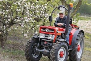Naam: Pieter Wilms (69) Woonplaats: Helden (L.) Beroep: gepensioneerd constructiebankwerker/lasser