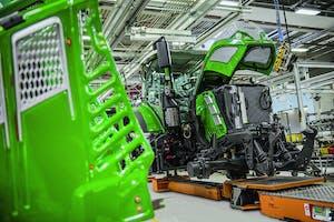 De deal heeft betrekking op het leveren van Deutz-motoren, waarbij het specifiek gaat om geüpdatete 4.1 en 6.1 liter grote motoren. Foto: Andreas Mohr (Fendt).