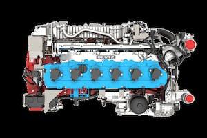 De eerste waterstofmotoren zullen gaan draaien als staionaire motor, als generator of in spoorwegtransport, vanwege de infrastructuur die nodig is. Foto: Deutz.