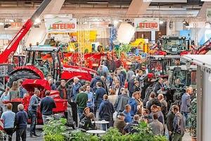 De Agribex zal dit jaar haar deuren openen op 8 tot en met 12 december in Brussels Expo (BE.). Foto: Agribex.
